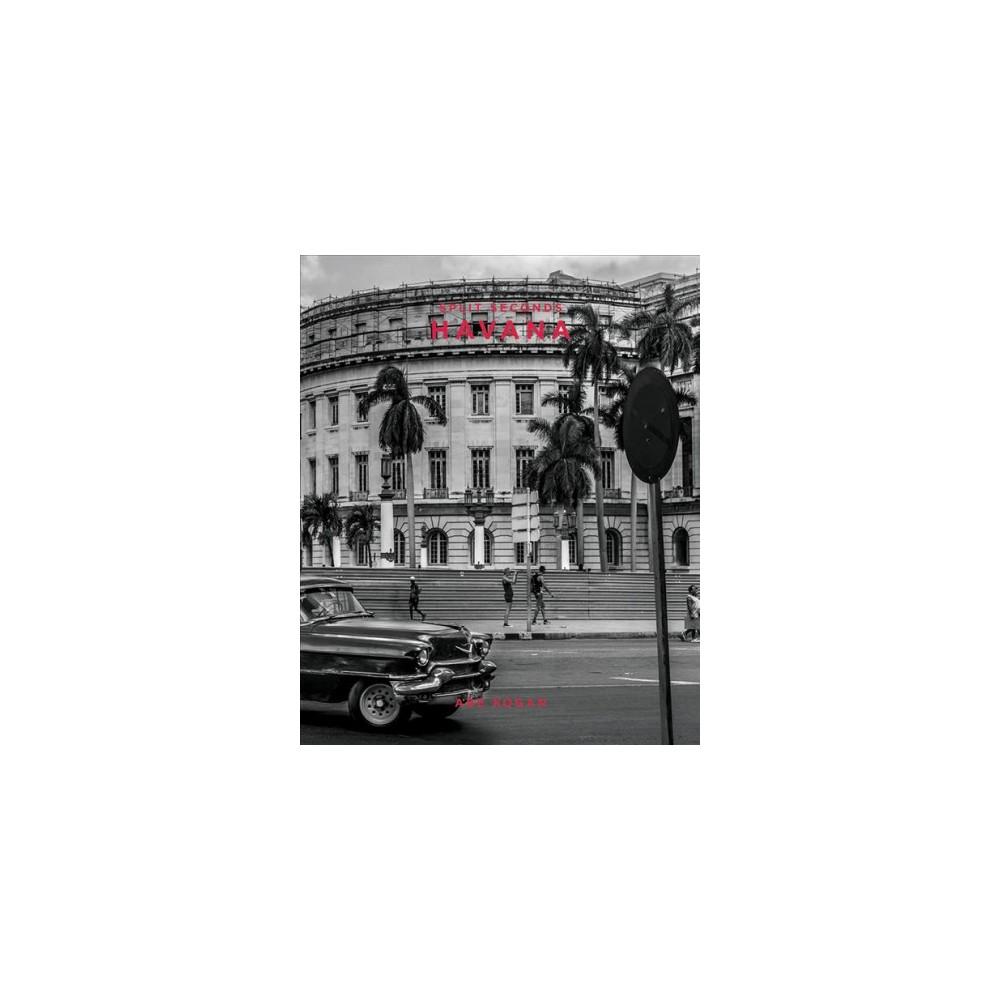 Havana - (Split Seconds) (Hardcover)