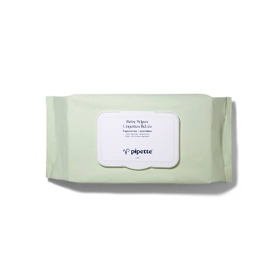 Pipette Fragrance Free Baby Wipes - 50ct