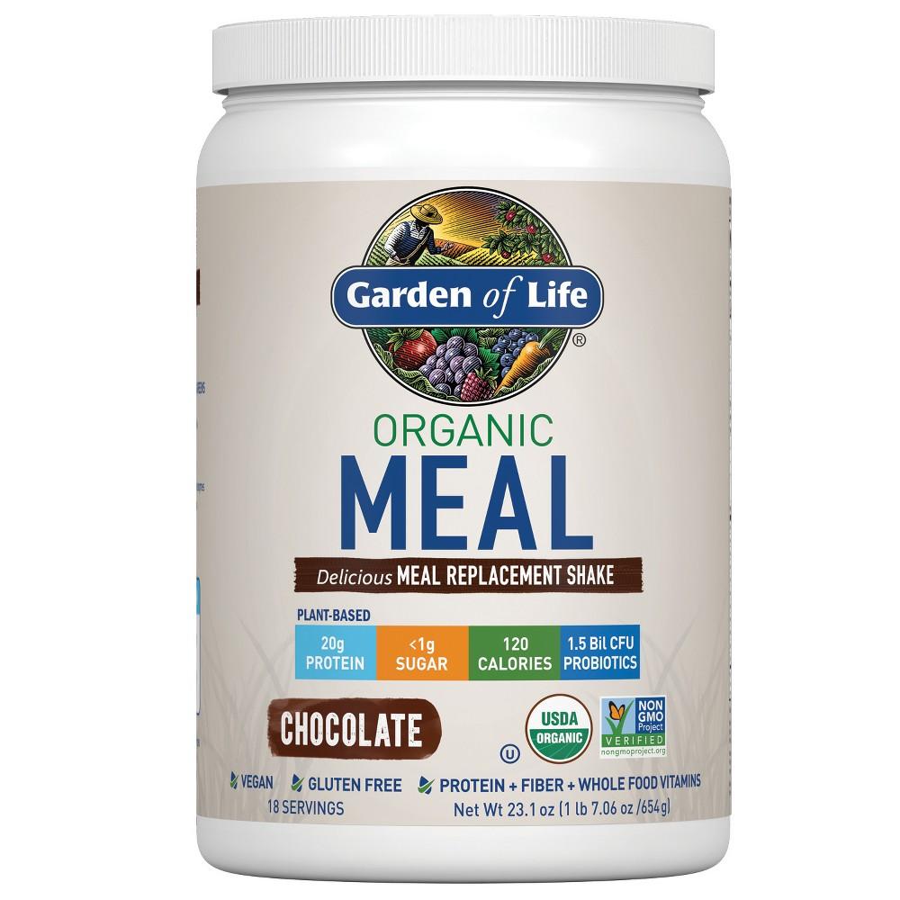 Garden of Life Organic Meal Replacement Shake Mix - Choco...