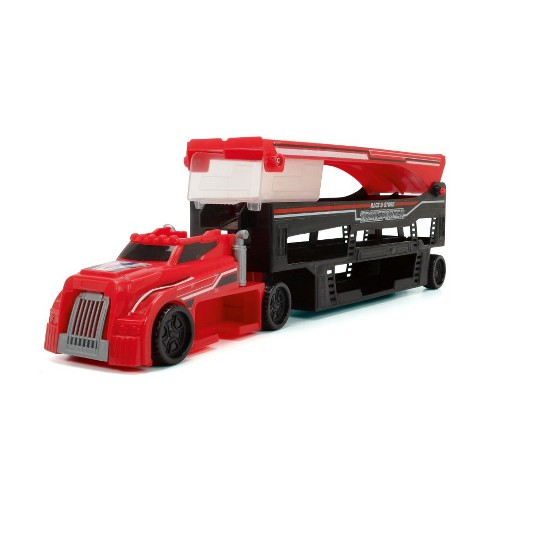 Dickie Toys Race and Store Transporter image number null
