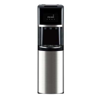 Primo Deluxe Bottom Loading Water Dispenser - Black