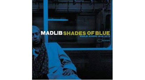Madlib - Shades Of Blue (Vinyl) - image 1 of 1