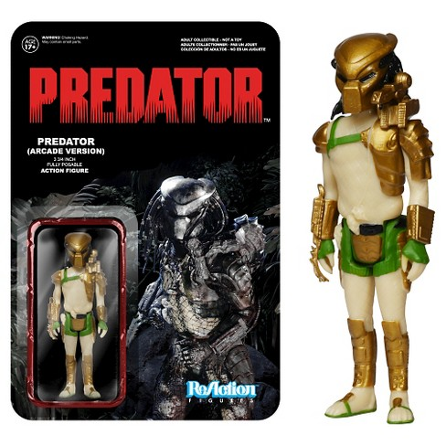 "Funko Reaction Figures: Predator 3 3/4"" Fully Posable Action Figure (Arcade Version) - image 1 of 1"