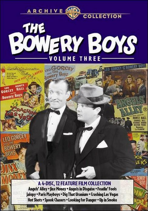 Bowery boys collection vol 3 (DVD) - image 1 of 1