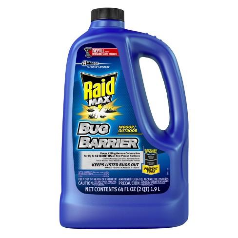 Raid Max Bug Barrier Trigger Refill - 64 fl oz - image 1 of 4