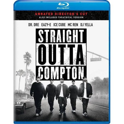 Straight Outta Compton (Blu-ray) - image 1 of 1
