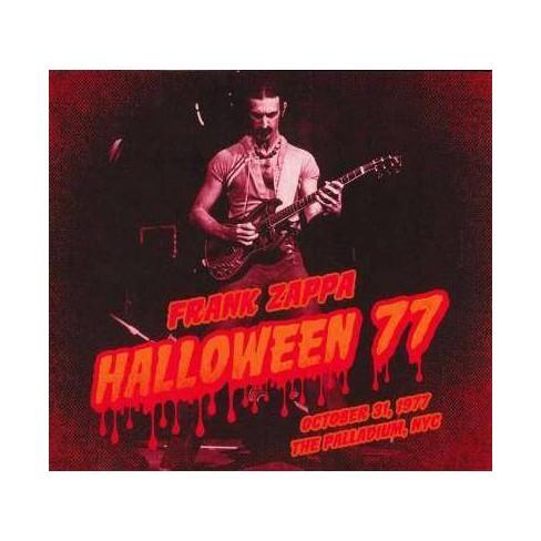 Frank Zappa - Halloween 77 (CD)