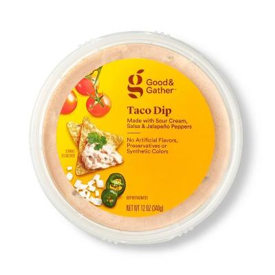Taco Dip - 12oz - Good & Gather™