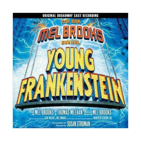 Young Frankenstein: The New Mel Brooks Musical (original Broadway Cast Recording) (CD) - image 1 of 1