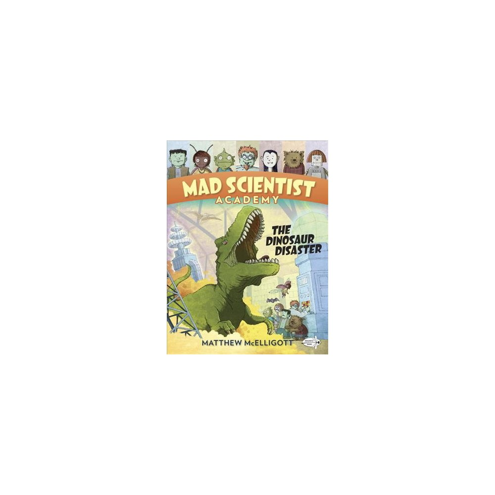 Dinosaur Disaster (Reprint) (Paperback) (Matthew McElligott)