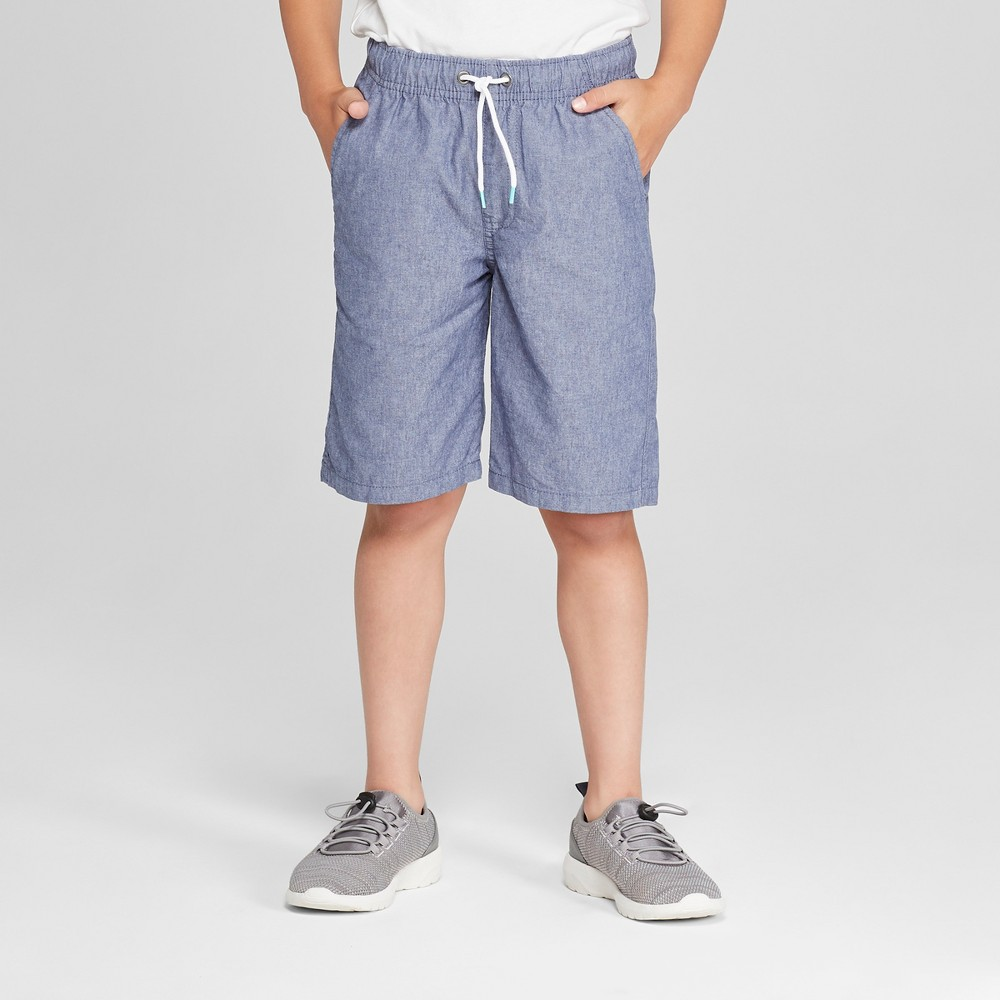 Boys' Pull-On Shorts - Cat & Jack Blue S