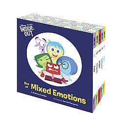 Inside Out Box of Mixed Emotions (Hardcover)by Brittany Candau