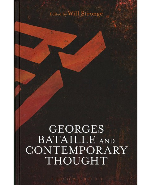 Georges Bataille and Contemporary Thought (Hardcover) - image 1 of 1