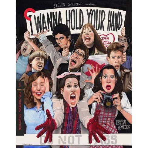 I Wanna Hold Your Hand (Blu-ray) - image 1 of 1