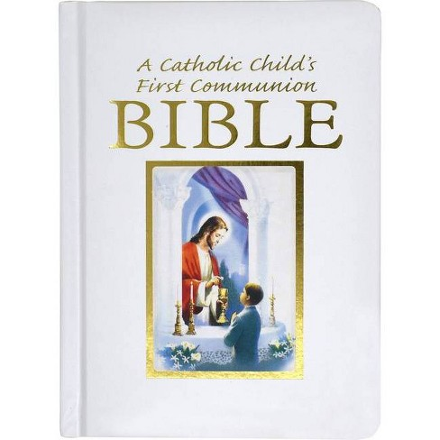 First Communion Gift Bible-Nab-Boy