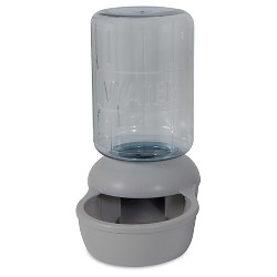 Gravity Automated Waterer For Cats & Dogs - Gray - 1gal - Boots & Barkley™