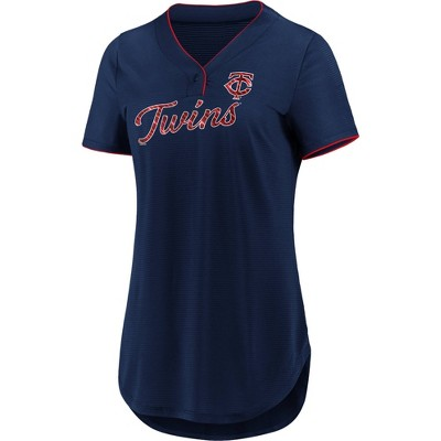 MLB Minnesota Twins Women's One Button Jersey