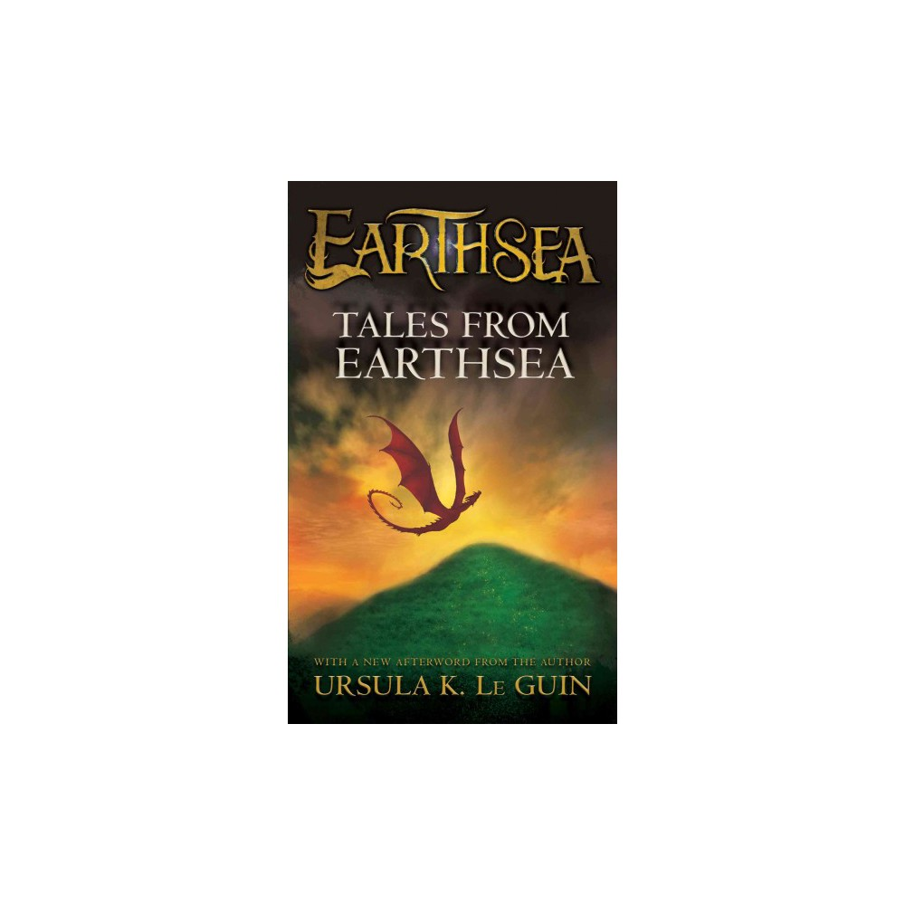 Tales from Earthsea - Reprint (The Earthsea Cycle) by Ursula K. Le Guin (Paperback)