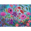 Ceaco Peggy's Garden: Colorful Conversation Jigsaw Puzzle - 1000pc - image 2 of 3