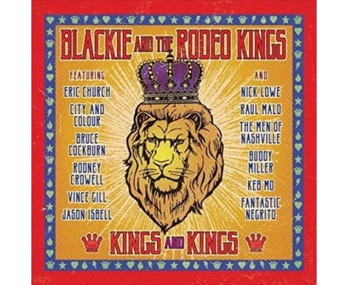 Blackie And The Rode - Kings And Kings (Vinyl) - image 1 of 1