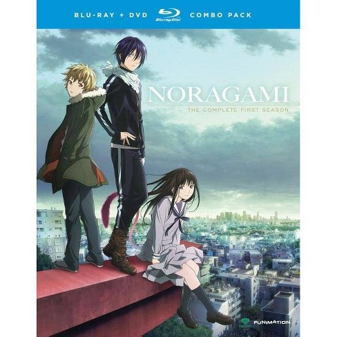 Noragami: The Complete First Season (Blu-ray)(2015) - image 1 of 1
