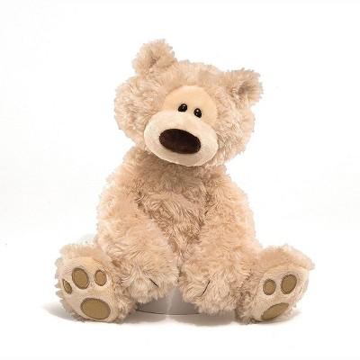 Enesco Philbin Teddy Bear 12-Inch Plush Toy | Beige