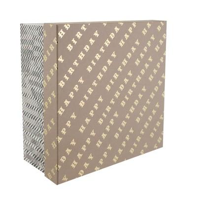 Herringbone Gift Box - Spritz™