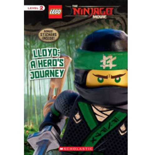 Lloyd: A Hero's Journey (Paperback) (Tracey West) - image 1 of 1