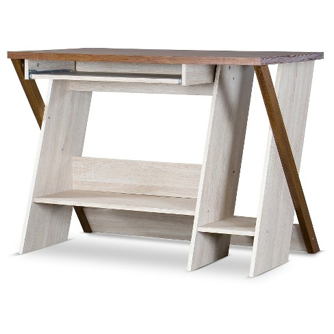 Rhombus Writing Desk - Baxton Studio - image 1 of 3