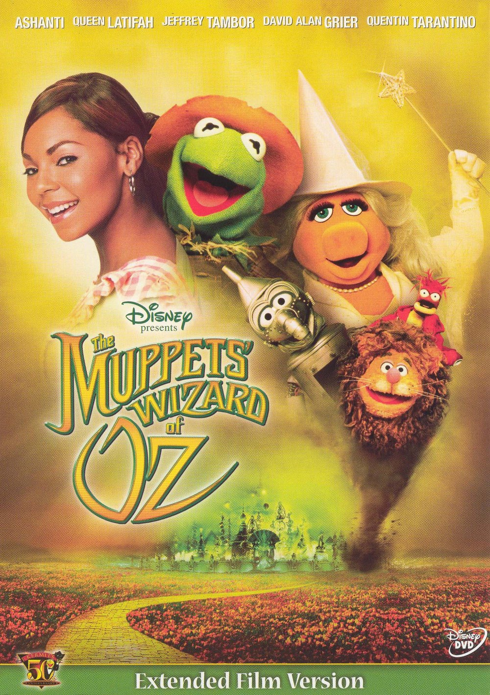 Disney The Muppets' Wizard of Oz (dvd_video)