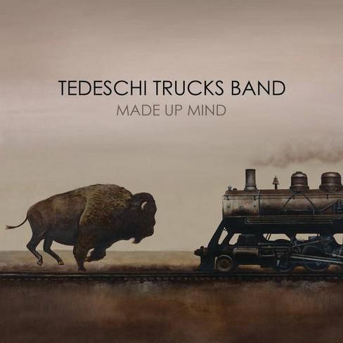 Tedeschi Trucks Band - Made Up Mind (CD) - image 1 of 1