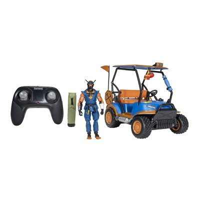 "Fortnite Stinger Wrap ATK Deluxe Feature Vehicle - 10"" All Terrain Vehicle with Remote Control"
