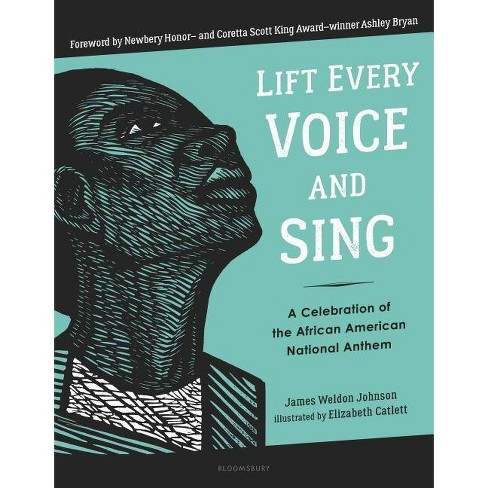 Lift Every Voice and Sing - by  James Weldon Johnson (Hardcover) - image 1 of 1