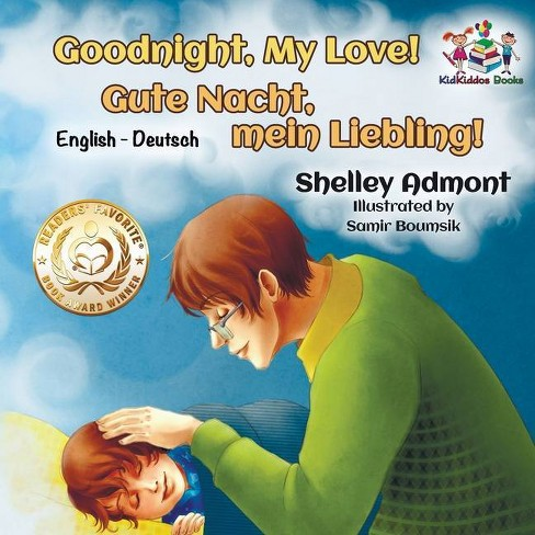 Goodnight, My Love! (English German Children's Book) - (English German Bilingual Collection) (Paperback) - image 1 of 1