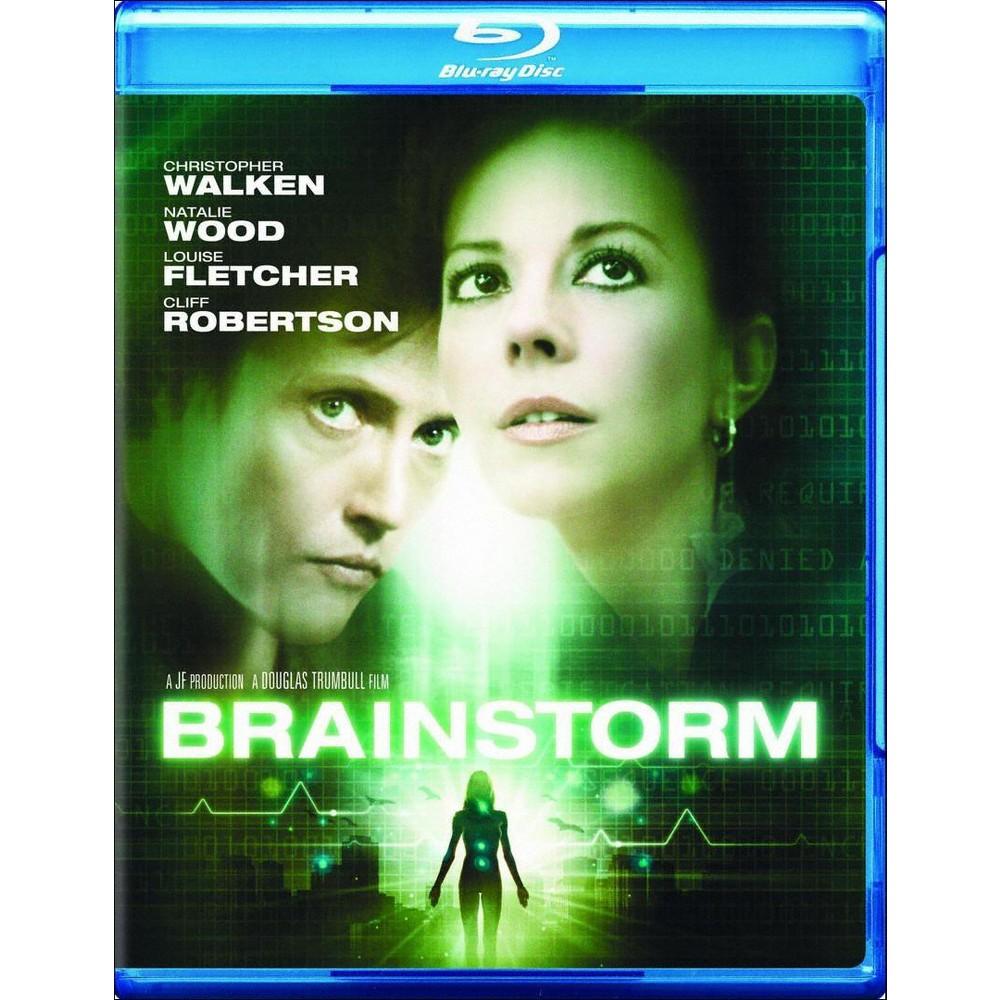 Brainstorm (Blu-ray), Movies