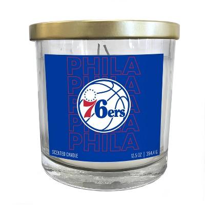 NBA Philadelphia 76ers Echo Team Candle