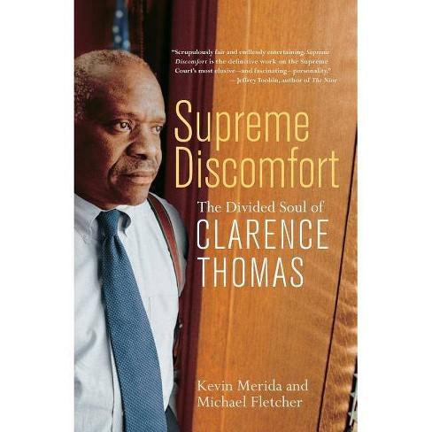 Supreme Discomfort - by  Kevin Merida & Michael Fletcher (Paperback) - image 1 of 1