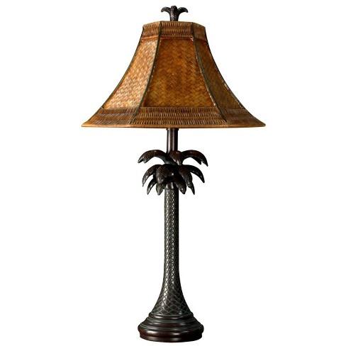 French Verdi Table Lamp Dark Chocolate - StyleCraft - image 1 of 1