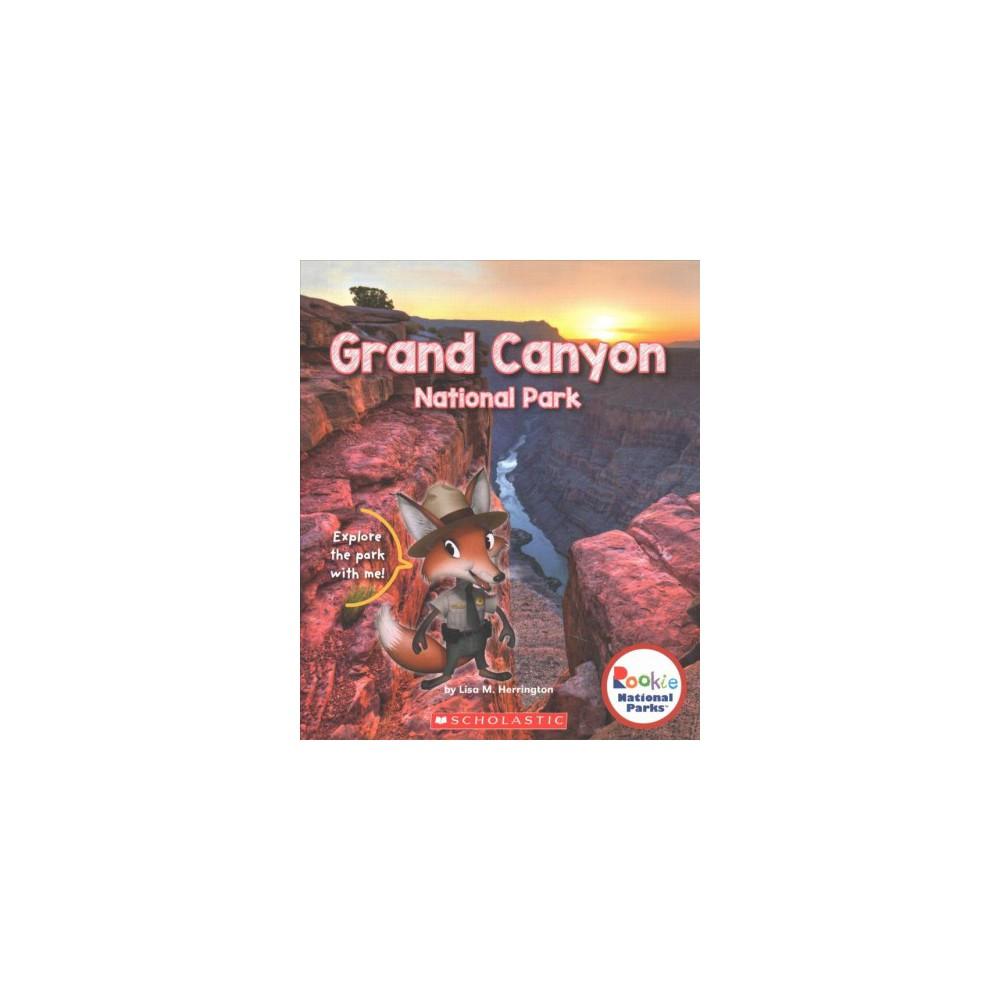 Grand Canyon National Park (Paperback) (Lisa M. Herrington)