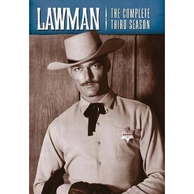 Lawman: The Complete Third Season (DVD)(2015)