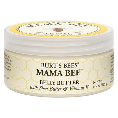 Unscented Burt's Bees Mama Bee Belly Butter - 6.5oz