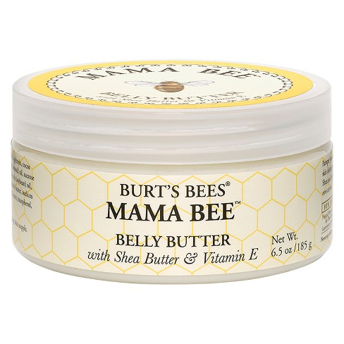 Unscented Burt's Bees Mama Bee Belly Butter - 6.5oz - image 1 of 4