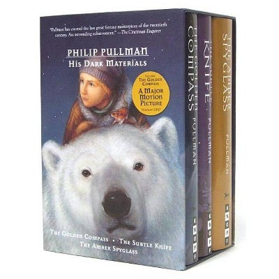 His Dark Materials - (His Dark Materials (Hardcover)) by  Philip Pullman (Mixed Media Product)