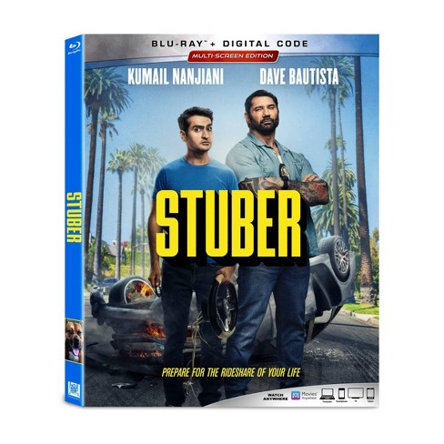 Stuber (Blu-Ray + Digital) - image 1 of 1