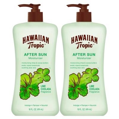 Hawaiian Tropic Lime Coolada After Sun Treatment - 16oz