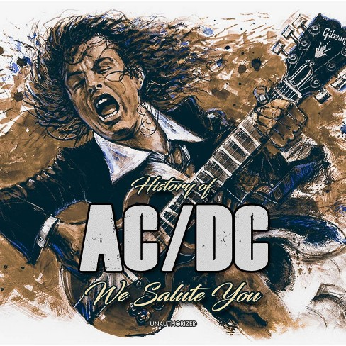 AC & DC - History Of: We Salute You (CD) - image 1 of 1