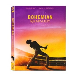 Bohemian Rhapsody (Blu-Ray + DVD + Digital)