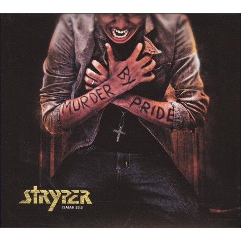 Stryper; Kratt, Martin; Kratt, Chris - Murder By Pride (CD) - image 1 of 1