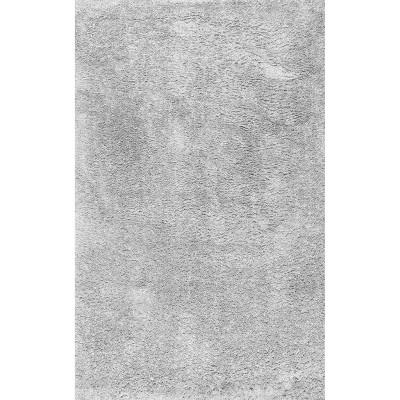 nuLOOM Kara Solid Shag Area Rug