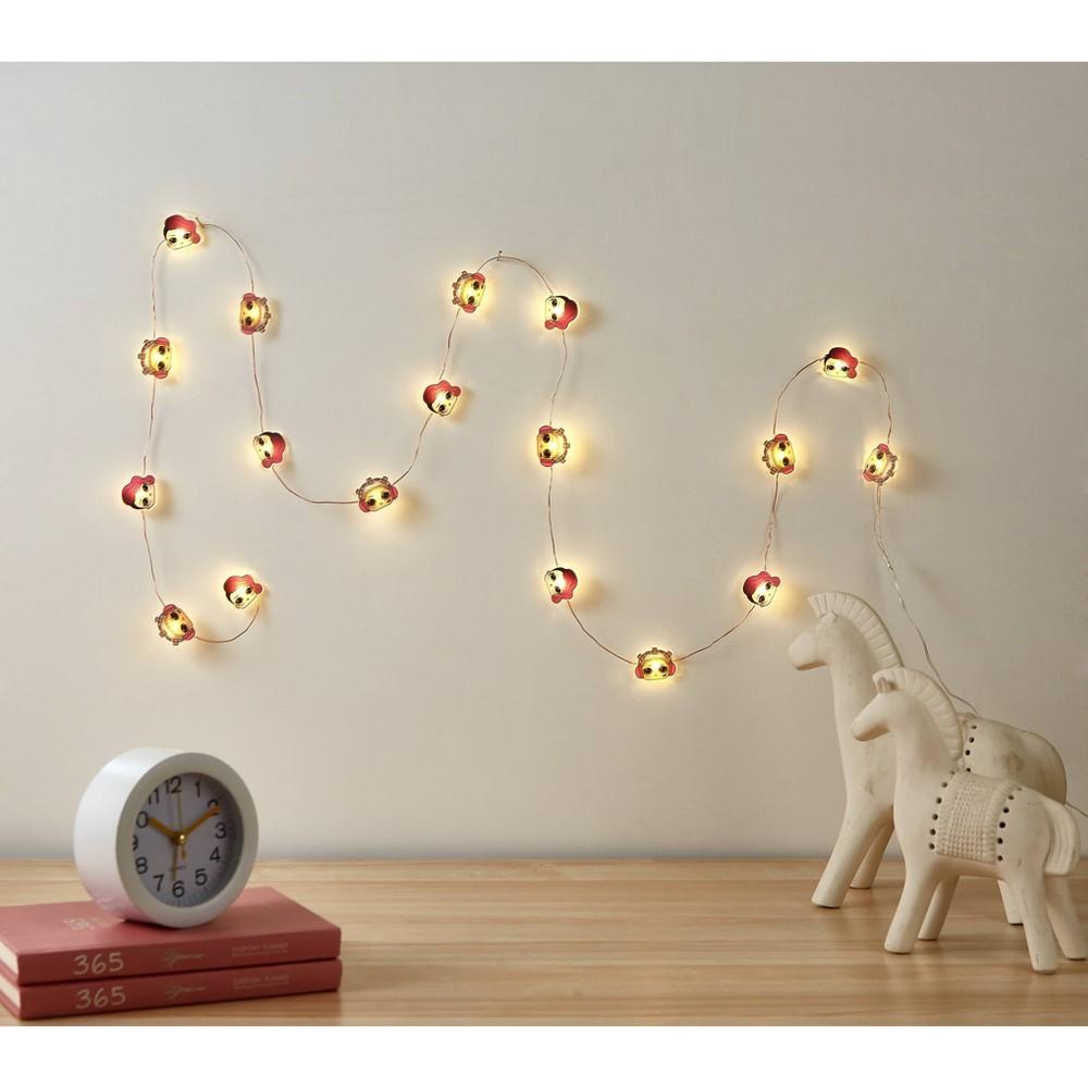 Image of L.O.L. Surprise! 8' Decorative String Lights Pink